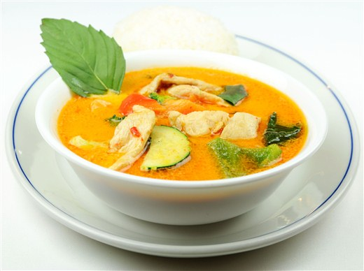 Red Curry - Phanna Thai Cuisine