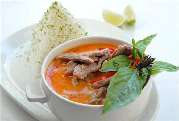 Panang Curry - Salad King
