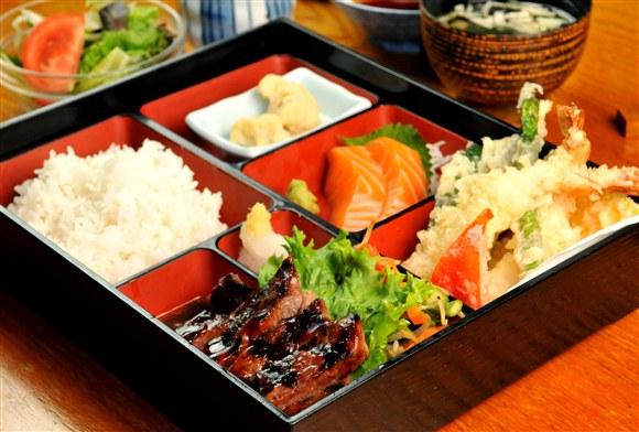 Beef Teriyaki (Combo C) - TaKe Sushi