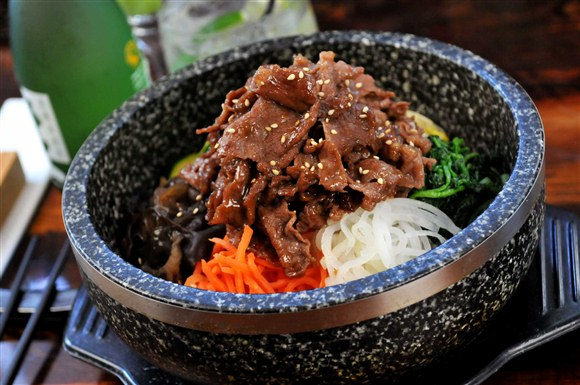 Bulgogi Bibimbap - KOKO! Share Bar
