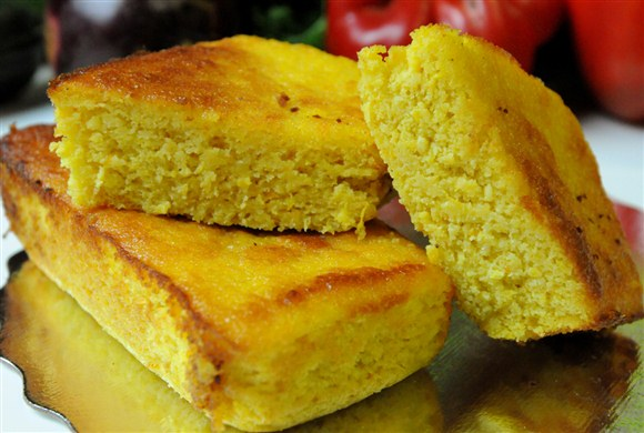 Orange cake - Pimenton