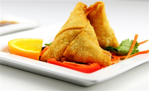 Samosa (Two per order) - Thai One On (THIS LOCATION IS CLOSED)