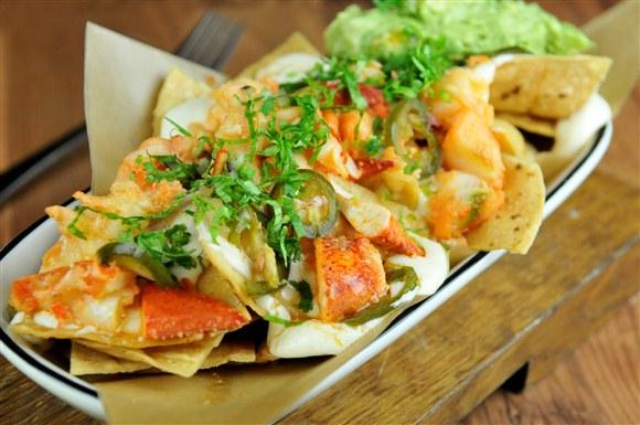 Lobster Nachos - The Drake Hotel
