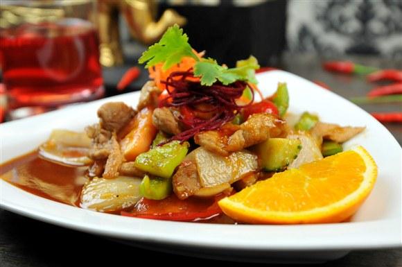 Sweet & Sour Pork - Sit in Bangkok