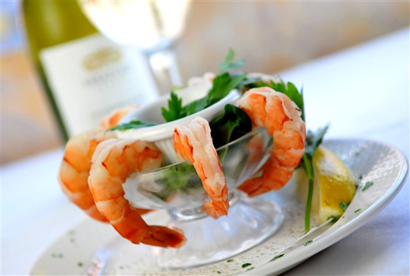 Shrimp Cocktail - Frascati