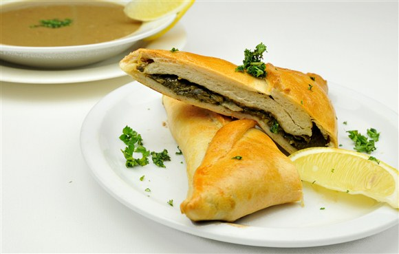 Spinach Pie Plate - Momo's