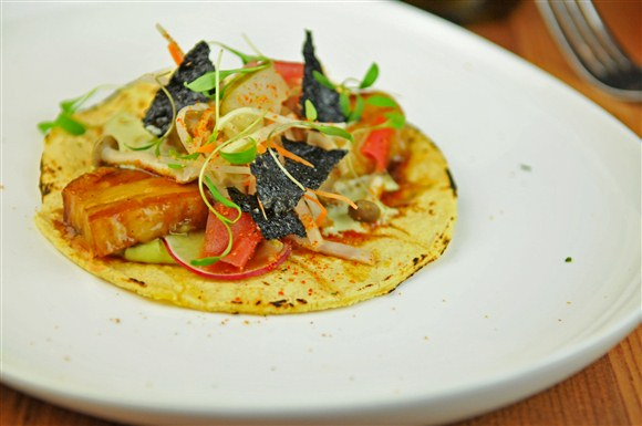 Japanese Tacos - The Harbord Room