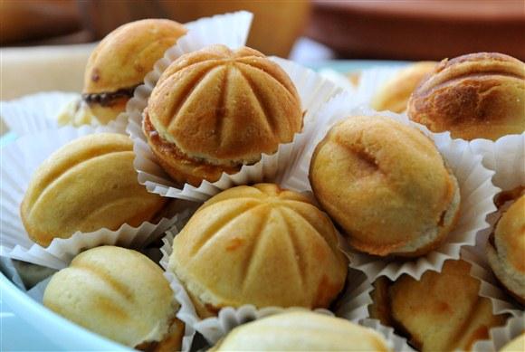 Walnut Cookies - Taste of Tunisia