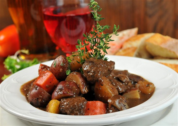 Beef and Guinness Stew - P.J. O'Brien