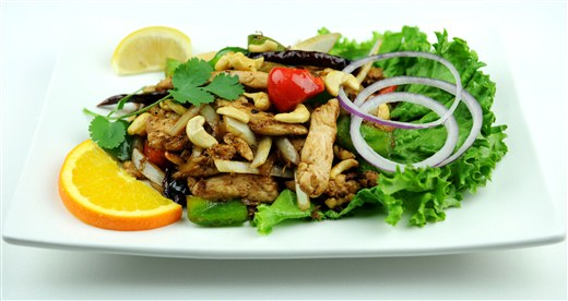 Cashew Chicken - Thai One On (THIS LOCATION IS CLOSED)