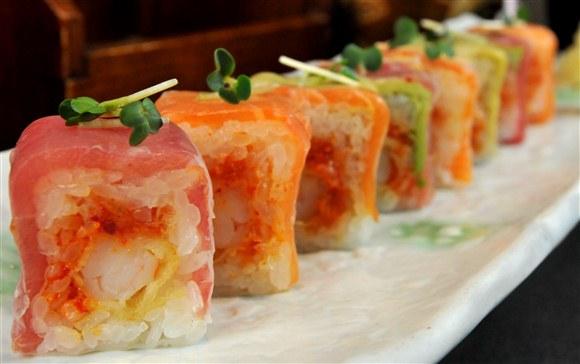 Sushi Springroll - Nami