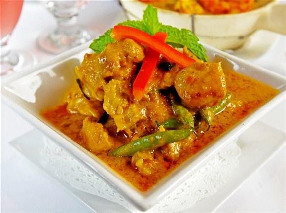 Chicken Kapitan - Matahari