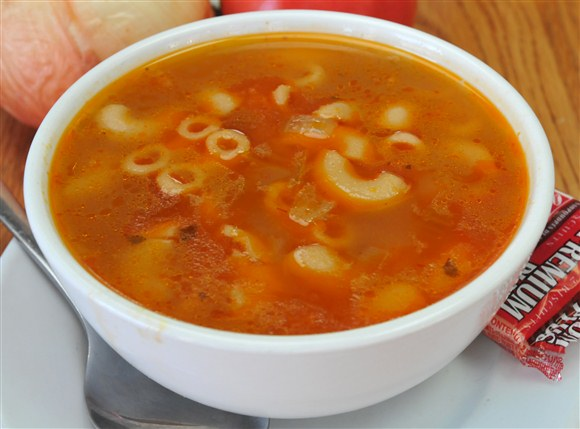 Vegetable Noodle Soup - Vesta Lunch