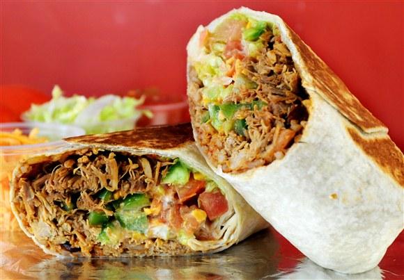Fat Burritos 108