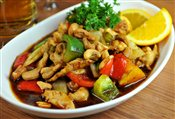 Cashew Nuts Sauce (Chicken)