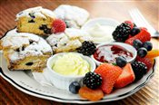 Warm Scone Share Plate