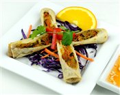 Thai Spring Rolls (Two per order)