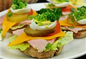 Polish Style Sandwiches