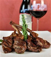 Washington Rack of Lamb