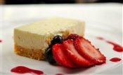 Sake Cheesecake