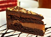 Gluten-Free Chocolate Almond Torte