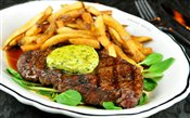 Steak Frites - 10oz Striploin