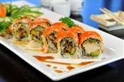 Deep Fried Soft Shell Crab Roll   $10.95