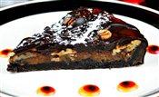 ChChChocolate Pecan Pie