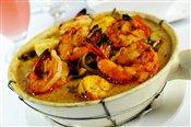 Matahari Seafood Curry Grill
