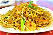 Singapore Fried Noodle   $6.80