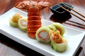 Lobster Cucumber Roll