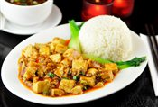 Mapo Tofu (Lunch Special)