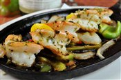SIZZLING TIGER SHRIMPS