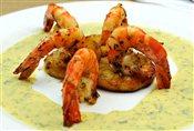 Seared Shrimps