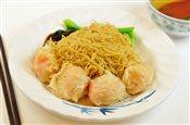 Wonton (Shrimp) Lo Mein