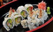 Tempura Sushi Combo