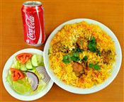 Chicken Biryani Combo