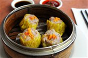 Steamed Siu Mai with Fish Roe (4pcs)