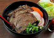 Beef Shank Udon