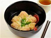 Wonton (Shrimp) Bowl
