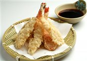 Shrimps & Vegetables Tempura Appetizer