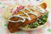 Basa Fish Shawarma