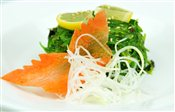 Wakame (seaweed) Salad