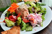 Tuna Celery Plate