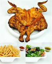 Full Chicken Dinner   $19.95