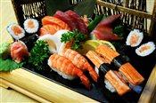 Sashimi, Sushi & Maki (18pcs)
