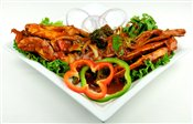 Spicy Stir-fried Crab