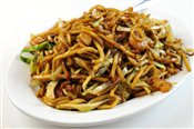 Shanghai Style Fried Noodle -Lunch & Late Night Menu