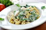 Chicken & Spinach Penne