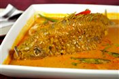 Assam Curry Whole Fish